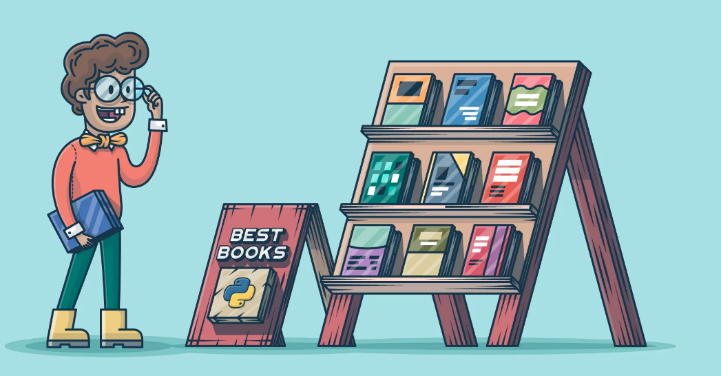 best books to learn python