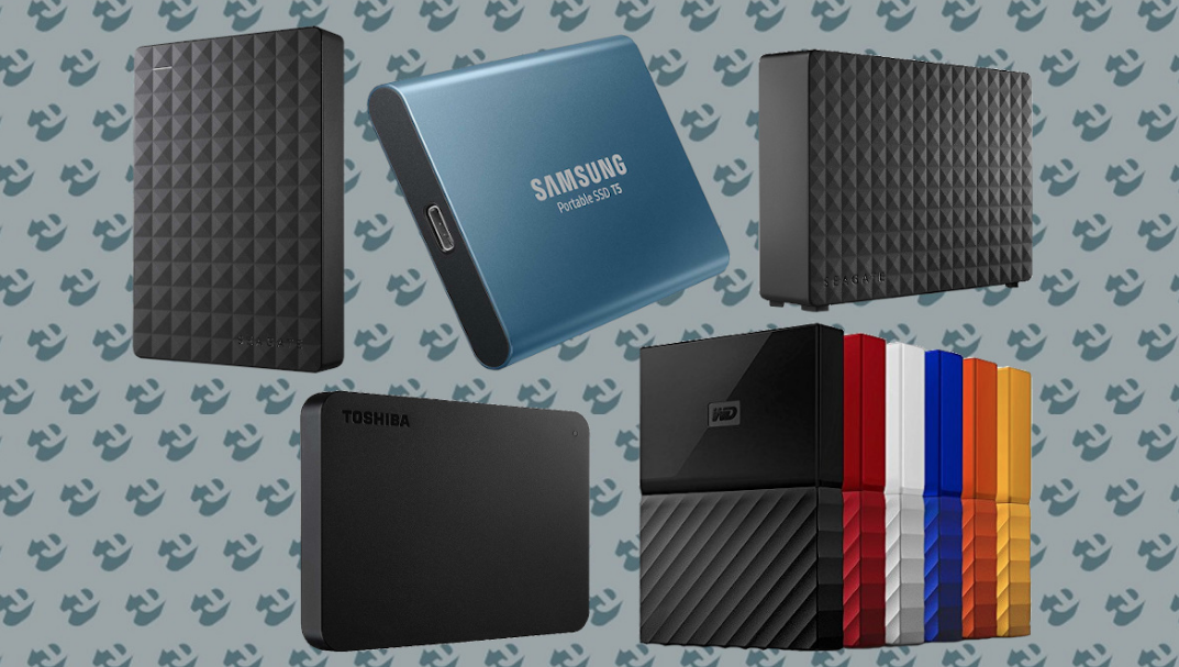 best external hard disk for ps4