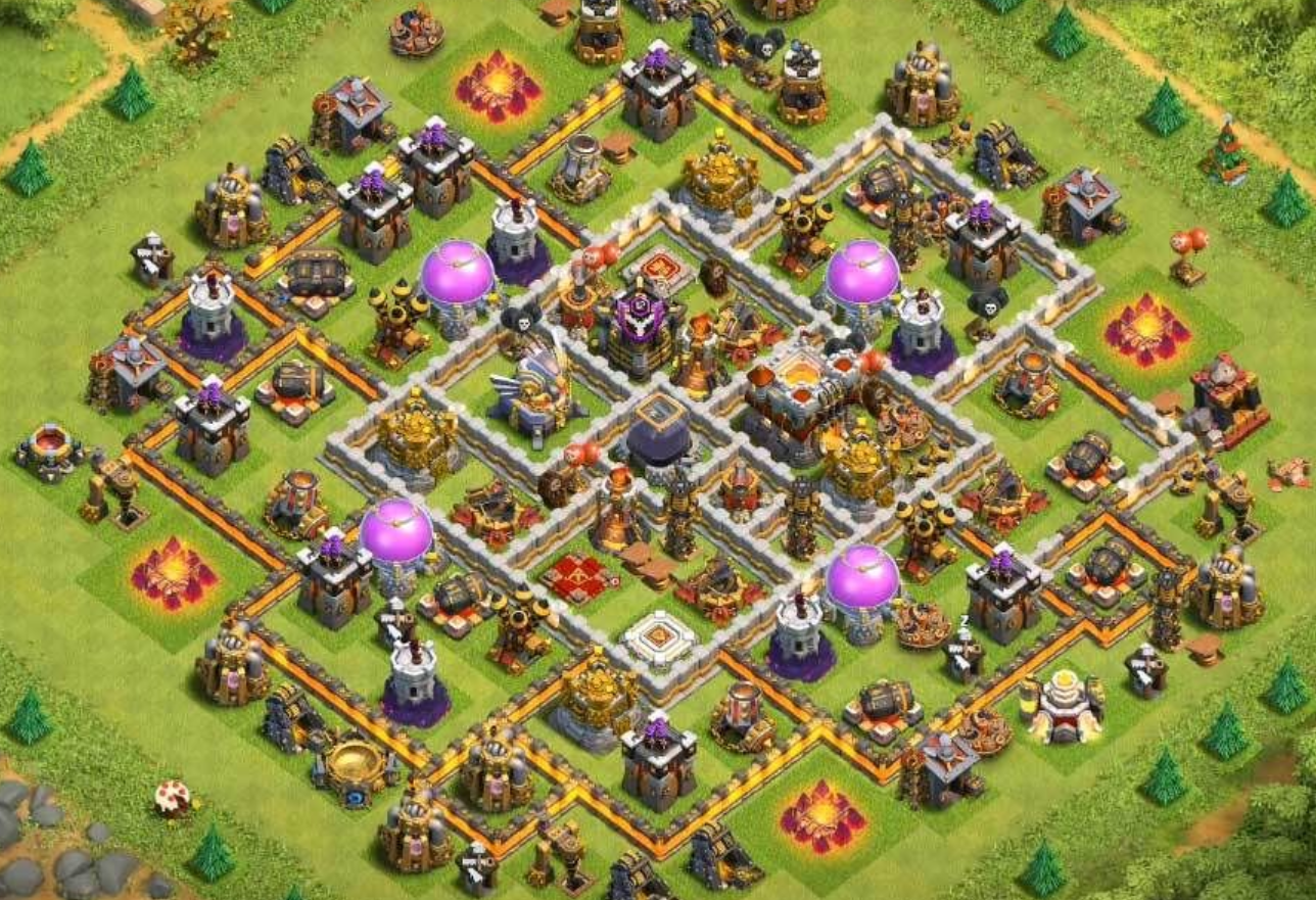 townhall 11 farming base layouts 3